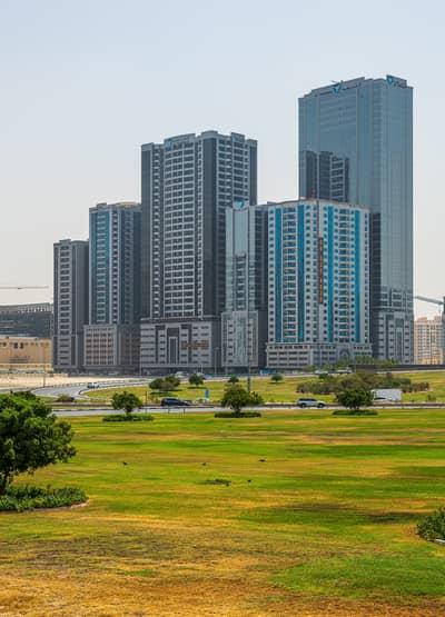 شقة 3 غرفة نوم للبيع في النهدة، الشارقة - شقة في أبراج صحارى النهدة 3 غرف 850000 درهم - 4322986