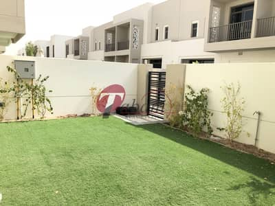 3 Bedroom Townhouse for Rent in Town Square, Dubai - Well Maintained Fully Landscaped Hayat Type 6