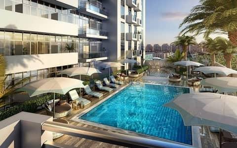 فلیٹ 2 غرفة نوم للبيع في داون تاون جبل علي، دبي - Near UAE Metro Station|Fully Furnished 2 Bedroom Apartment