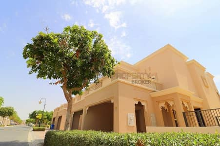 فیلا 3 غرفة نوم للبيع في واحة دبي للسيليكون، دبي - 3BR+STUDY+MAID | CLOSE TO POOL | TRADITIONAL END TOWNHOUSE