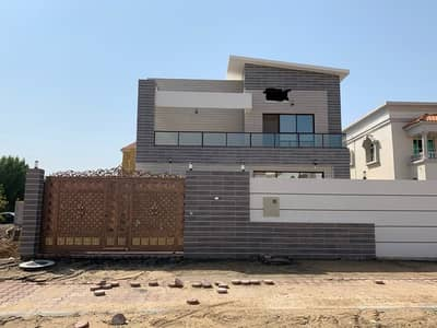 5 Bedroom Villa for Sale in Al Rawda, Ajman - New villa for sale in Ajman Al Rawda 3 on freehold open to any nationalities - best price only, book your visit now !