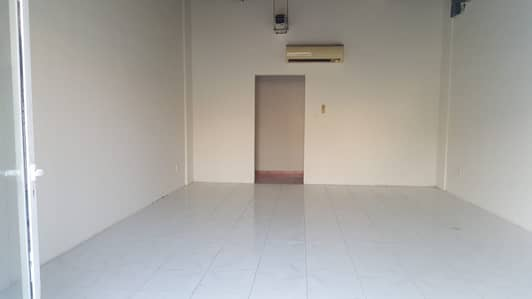 Shop for Rent in International City, Dubai - shop on flexible payments close to pavilion and good for two license
