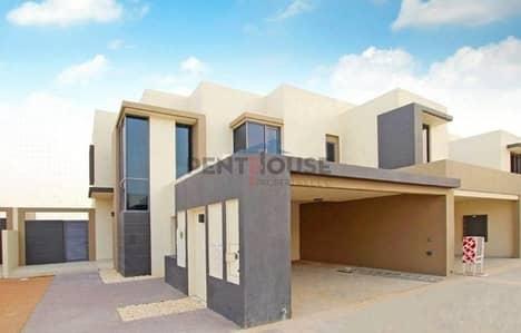 فیلا 5 غرفة نوم للايجار في دبي هيلز استيت، دبي - Big Plot Single Row Park n Pool 5 bed plus Maids
