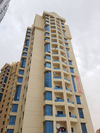 1 Bedroom Flat for Sale in Ajman Downtown, Ajman - City view  1bhk for sale in Al khor Tower