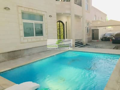 استوديو  للايجار في مدينة خليفة أ، أبوظبي - Hot offer!! awesome nice studio with shared pool and ward robe in khalifa a