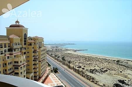 1 Bedroom Apartment for Sale in Al Hamra Village, Ras Al Khaimah - Best Offer With Big Balcony- Royal Breeze