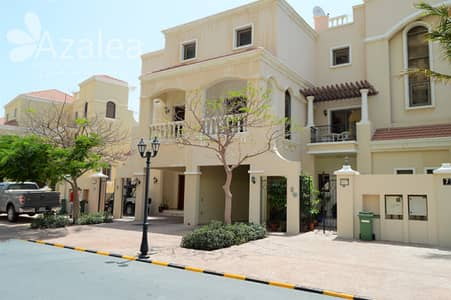 3 Bedroom Townhouse for Sale in Al Hamra Village, Ras Al Khaimah - Golf Course Views - 3 Bedroom Townhouse
