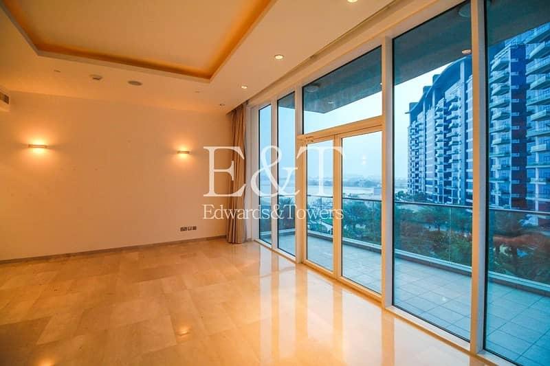 Sea And Dubai Eye View | Vacant | Mid Floor | PJ