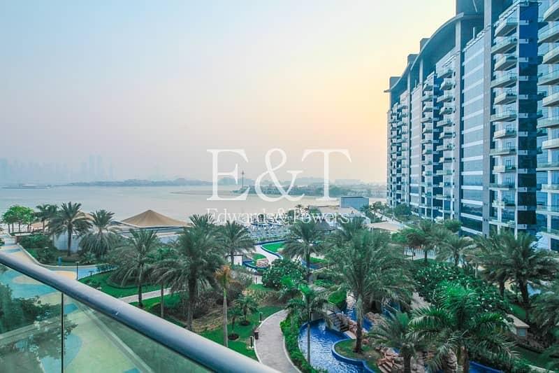 12 Sea And Dubai Eye View | Vacant | Mid Floor | PJ