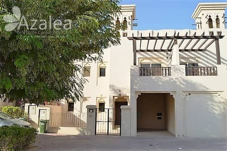 3 Bedroom Townhouse for Sale in Al Hamra Village, Ras Al Khaimah - Ideal Family Home  -  3 Beds Townhouses