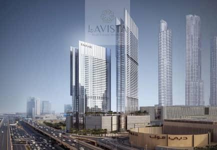 شقة 1 غرفة نوم للبيع في وسط مدينة دبي، دبي - 1 Bedroom Fully Furnished at Vida Dubai Mall