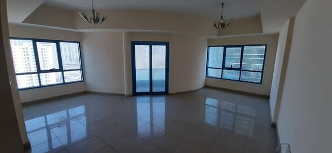 3 Bedroom Flat for Rent in Al Nahda, Sharjah - Hot offer luxurious 3bhk rent only 46k with one month and parking