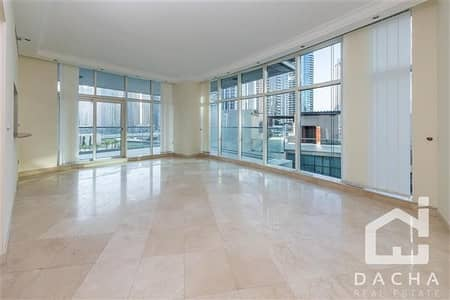 3 Bedroom Apartment for Rent in Dubai Marina, Dubai - Biggest lay out / Stunning full marina view