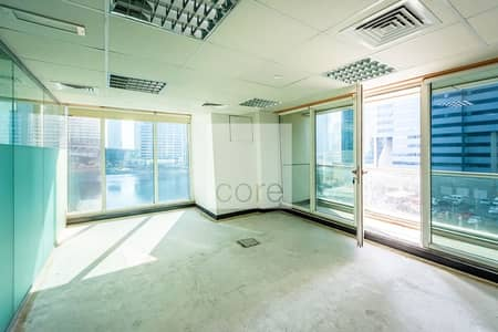 Office for Rent in Jumeirah Lake Towers (JLT), Dubai - Fitted Office | Prime Location | Low Floor