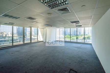 Office for Rent in Jumeirah Lake Towers (JLT), Dubai - Fitted Office | Low Floor | DMCC Freezone