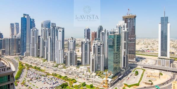 1 Bedroom Apartment for Sale in Business Bay, Dubai - 100% Full Fountain And Burj Khalifa View