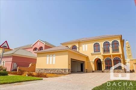 فیلا 5 غرف نوم للايجار في عقارات جميرا للجولف، دبي - 5 BR + Maid + Driver Room Deluxe Villa