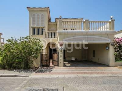 فیلا 2 غرفة نوم للايجار في مثلث قرية الجميرا (JVT)، دبي - فیلا في فلل طراز البحر المتوسط مثلث قرية الجميرا (JVT) 2 غرف 121000 درهم - 4323693
