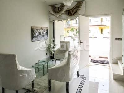 1 Bedroom Townhouse for Rent in Dubai Industrial Park, Dubai - Brand New stunning 1 BR & 2 BHK Townhouse in Sahara Meadows 2 Dubai South near Expo 2020