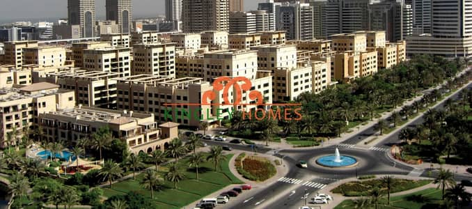 1 Bedroom Apartment for Rent in The Greens, Dubai - Nice Location|Internal road facing|Good Condition