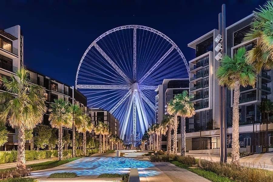 2 EXOTIC ISLAND | SEAVIEW | DUBAI EYE VIEW