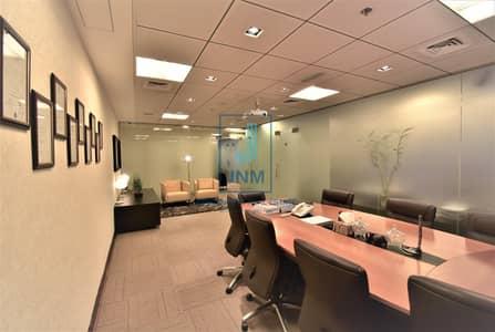مکتب  للبيع في أبراج بحيرات جميرا، دبي - Spacious Studio Unit | Fully Furnished | High Floor