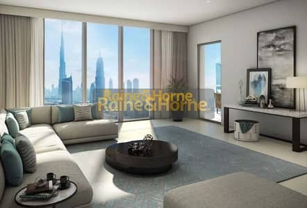 3 Bedroom Flat for Sale in Downtown Dubai, Dubai - Best Price |Top Floors | Burj + Fountain Views