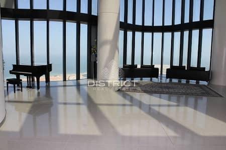 شقة 2 غرفة نوم للايجار في منطقة الكورنيش، أبوظبي - Book Now 2 BR plus Maid in Corniche Area