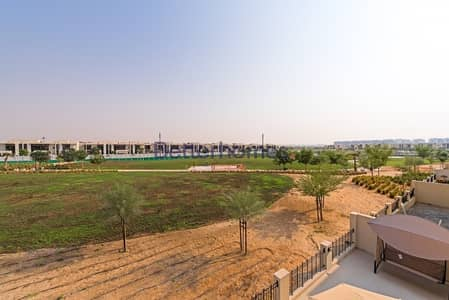 6 Bedroom Villa for Sale in DAMAC Hills (Akoya by DAMAC), Dubai - Type V2 | Park View | Single Row | Owner Occupied