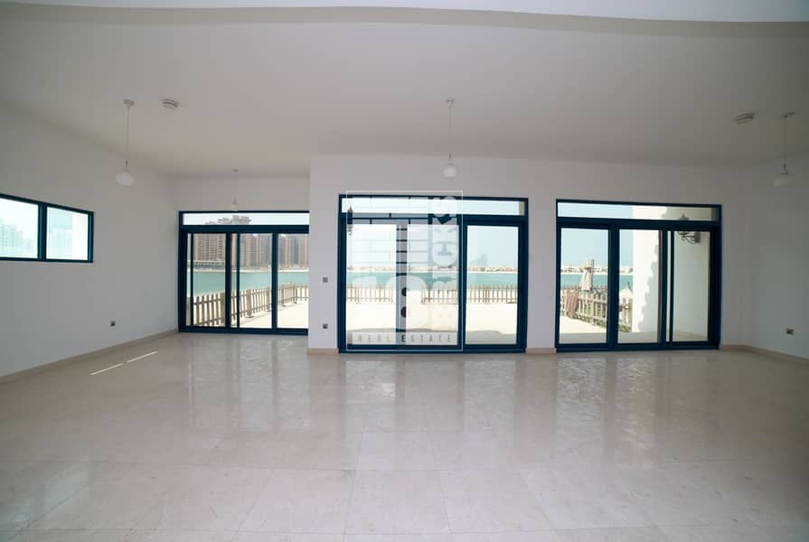 2 Full Sea View | 5 En-suite + Maid's Room