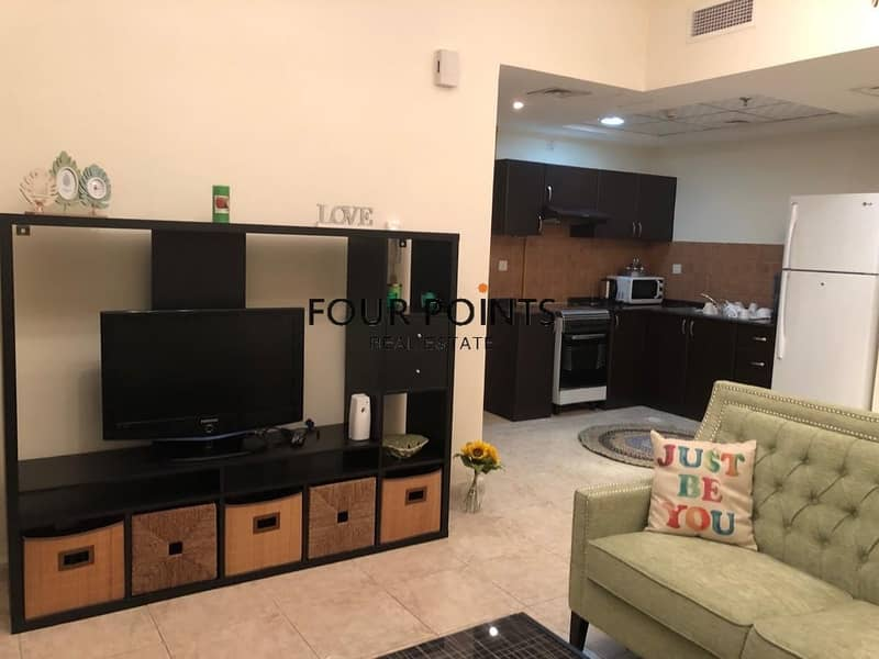 Beautifully Furnished 1 BR in JVC
