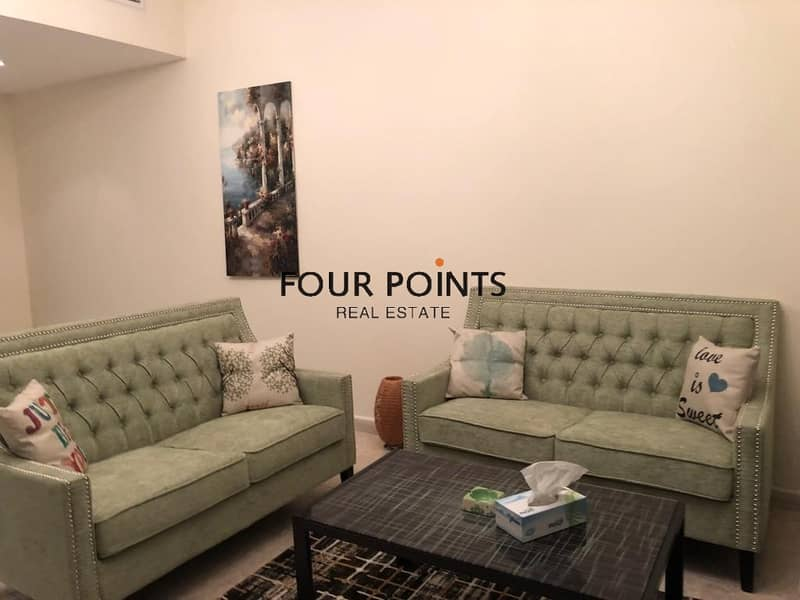 2 Beautifully Furnished 1 BR in JVC