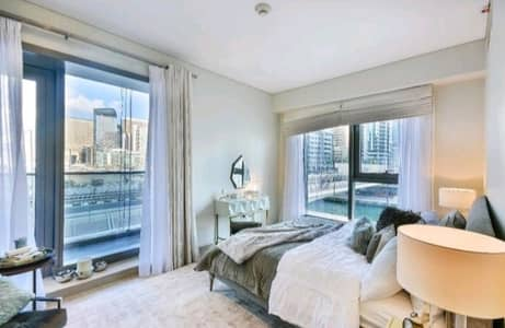 2 Bedroom Apartment for Sale in Dubai Marina, Dubai - Full Sea view | Close to Beach / Tram / Mall.