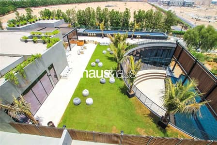 1 Bedroom Apartment for Rent in Mohammad Bin Rashid City, Dubai - Fully Furnished | Nasab | Luxurious | Brand New