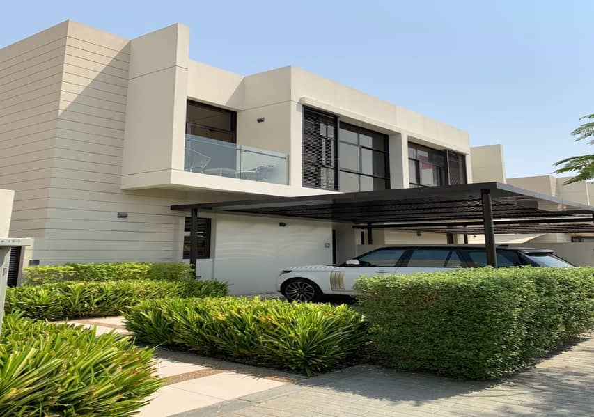 Own your villa now with great views of the golf course