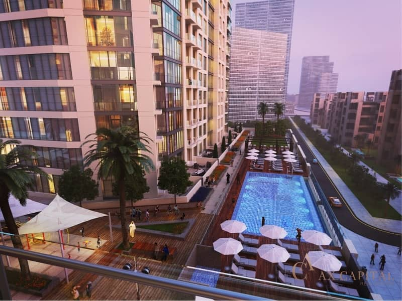 2 LUXURIOUS PENTHOUSE IN BUSINESS BAY
