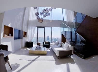 3 Bedroom Flat for Sale in Dubai Marina, Dubai - LUXURY  ONE BEDROOM MARINA & SEAVIEW /.O% COMMISSION.