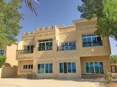 فیلا 4 غرفة نوم للايجار في قرية مارينا، أبوظبي - Elegant Commercial Villa-Marina Village