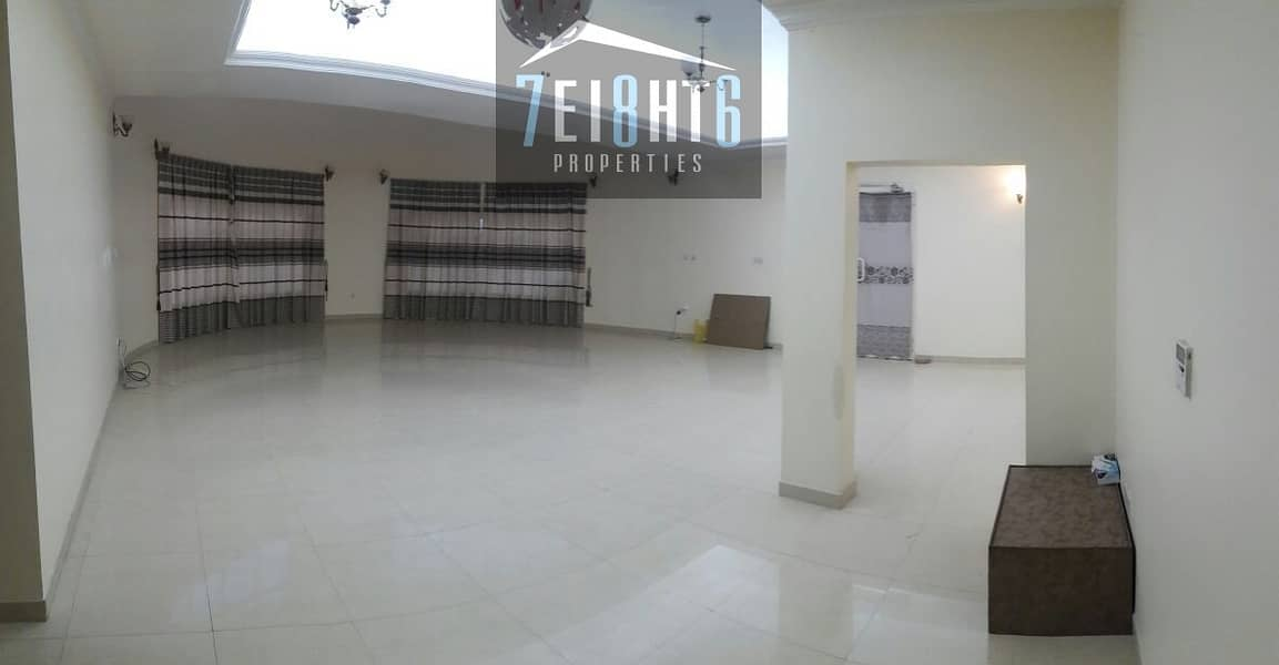2 Outstanding propertty: 4 b/r good quality independent villa  + maids room + large garden for rent in Warqaa 4