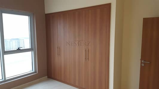 2 Bedroom Flat for Rent in Dubailand, Dubai - Corner 2 BHK for rent in Skycourt Tower E | Well Maintained