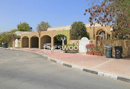 Stunning 3BR+M Single Story Villa In JUMEIRAH 3 FOR RENT