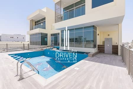 6 Bedroom Villa for Sale in Dubai Hills Estate, Dubai - Exclusive 6 Bedroom Villa with Private Pool