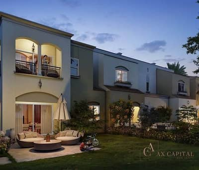 3 Bedroom Townhouse for Sale in Serena, Dubai - STUNNING TOWNHOUSE | COMMUNITY VIEW