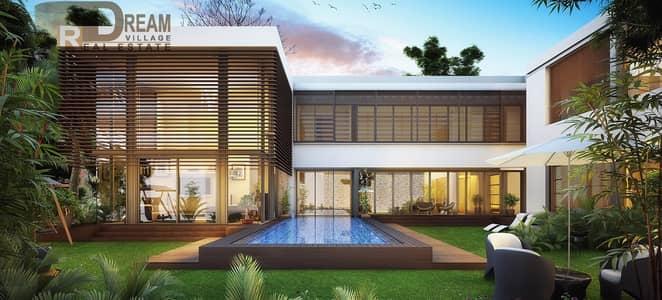 فیلا 4 غرفة نوم للبيع في مدينة محمد بن راشد، دبي - Villa specially designed for excellence and luxury lovers