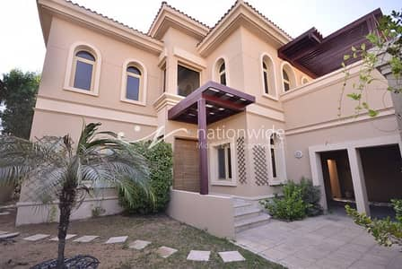4 Bedroom Villa for Sale in Al Raha Golf Gardens, Abu Dhabi - Hot Deal! A Warm Living Space w/ Rent Refund
