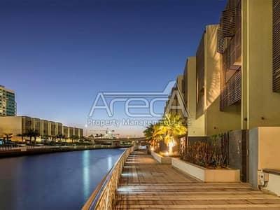 تاون هاوس 4 غرفة نوم للبيع في شاطئ الراحة، أبوظبي - The Ultimate Al Muneera  4 Bedroom Townhouse | Al Raha Beach