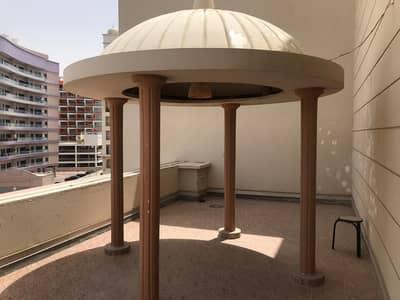1 Bedroom Flat for Rent in Dubai Silicon Oasis, Dubai - Duplex 1 Bedroom Huge Private Terrace Silicon Oasis