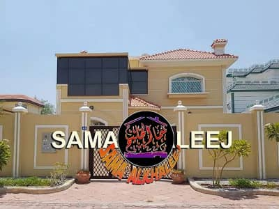 6 Bedroom Villa for Sale in Musherief, Ajman - 6 Master Bedrooms Elegant Villa for sale in AJMAN -