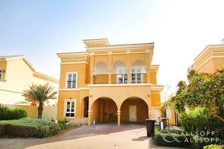5 Bedroom Villa for Rent in The Villa, Dubai - 5 Beds | Single Row | Landscaped Garden