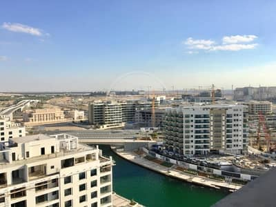 2 Bedroom Flat for Rent in Al Raha Beach, Abu Dhabi - Sea views apartment now available for rent